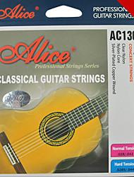 Alice - (AC130-n) tensão normal cordas da guitarra clássica (028-043)
