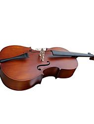 """4/4 """"начинающий ламинированная ель верхней виолончели с делом / ПОВ / канифоль / лука"""