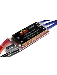 Mystery Brushless Motor 40A ESC Red(FM40A)