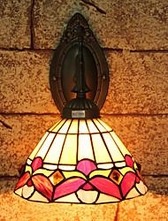 1 - Light Wall Light in Tiffany Style