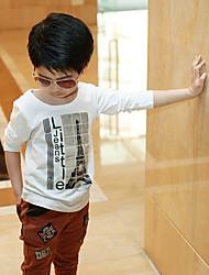 camisa effel torre garoto da moda