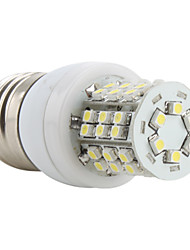 3W E26/E27 Bombillas LED de Mazorca 48 SMD 3528 150 lm Blanco Natural AC 100-240 V