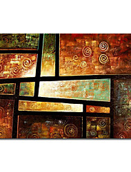 IARTS®Hand-painted Abstract Oil Painting with Stretched Frame