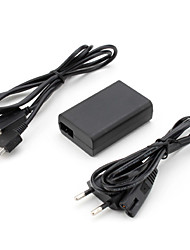 AC Power Adapter for PS Vita with USB Cable (5V, EU)