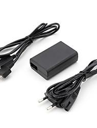 Adaptateur secteur pour ps vita avec câble usb (5v, UE)