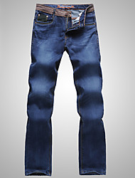 Classical Men's Straight Jeans