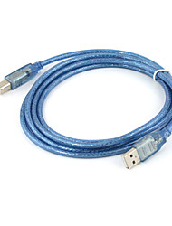 High Speed USB 2.0 Cable A to B Printer for PC (1.8m)