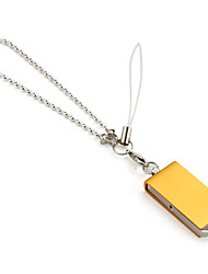 16GB Flip Style USB Flash Drive Key Ring (Assorted Colors)