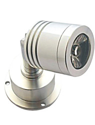 3W Aluminum LED Wall Light /Spotlight /Mirror-lamp /Wine Cabinet lights