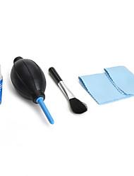 5 en 1 kit de nettoyage de lentille pour tous les appareils photo reflex numériques