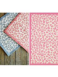 acrylique tapis tufté avec motif de rayure 5 '* 8'