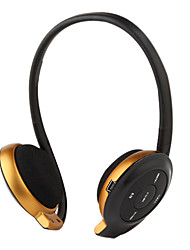 eleganti cuffie stereo con built-in lettore mp3