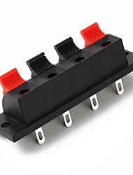 borniers wp4-7 pour l'électronique automobile et le bricolage (5 pièces par paquet)