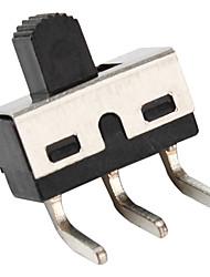 12d06 s angle de pliage interrupteur à glissière 5mm (20 pièces par paquet)