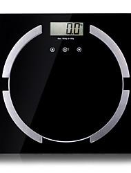 escala eletrônica da gordura corporal