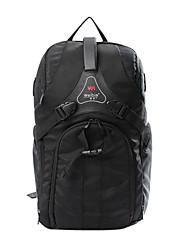 designer de caso lógica impermeável mochila de nylon slr wb-3018