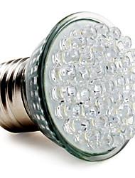 3W E14 / E26/E27 LED Spotlight MR16 38 High Power LED 190 lm Natural White AC 220-240 V