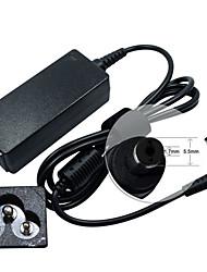 Adaptador de corriente AC para Dell Inspiron Mini 9, mini 10, mini netbook de la serie 12 (19v 1.58a)