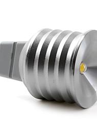 Spot Blanc Naturel MR11 GU5.3 W 1 LED Haute Puissance 200 LM DC 12 V