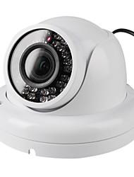 3,5-дюймовый 700 ТВЛ л вандалоустойчивом купольная камера с 4-9мм электронный зум-объективом