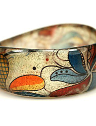 смолы круглый женский классический браслет браслеты с Мексикой ВС