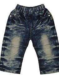 Boys Mid Length Jeans