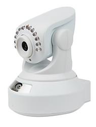 h.264 plug & play sans fil inclinaison ip pan caméra d'intérieur