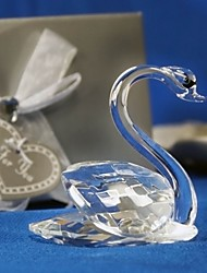 cristal de la dama de honor regalos opción de regalo - favores cisne