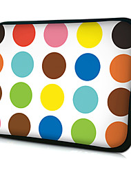 """Graphic Dot Neoprene Laptop Sleeve Case for 10-15"""" iPad MacBook Dell HP Acer Samsung"""