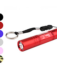 LED Flashlights/Torch / Handheld Flashlights/Torch LED 1 Mode Lumens Waterproof / Super Light / Compact Size / Small Size Others AA