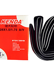 "Kenda-Inner Tube for 26"" Mountain Bike with American Valve(26""x1.5-1.75)"