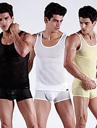 colete masculino esporte microporosa transpiração
