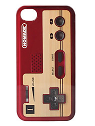 Unik Retro game konsol hard bag cover til iPhone 4 og 4S