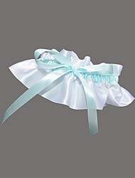 Attractive Polyester Wedding Garter