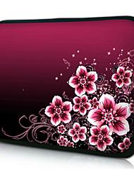 """Sommer Blume Neopren-Laptop-Hülle für 10-15 """"iPad MacBook Acer Dell HP Samsung"""