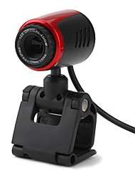 Klassiker-Plug-and-Play-hd 640x480 0,3-Megapixel-USB-PC-Kamera Webcam mit Mikrofon