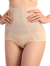 Frauen nahtlose komfortable Taillenkorsett hoher Taille Slips