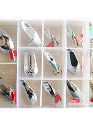 Metal Baits Lure Packs (14 Pcs)