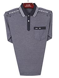 Generous Long Sleeves Men's Shirt