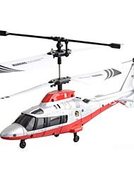udir / c U801-Legierung Fernbedienung Hubschrauber 3,5 Kanal