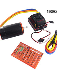 SKYRC 1/8 TORO X150 Combo Set(150A ESC+1900KV Motor + Programming card)