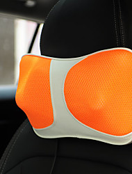 Vibrating and Heated Massage Pillow for Neck and Waist Massage