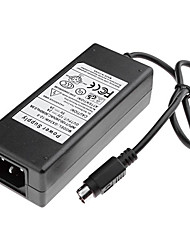 6 Pin HDD Docking 2A 12V 5V DC-AC Power Supply Adapter