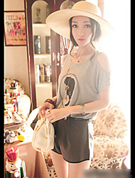 Summer Lady Retro T Shirt