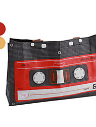 Retro Tape Shape Shopping Bag