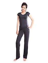 siboen Polyester Hose tragbar praktizieren Yoga Pants