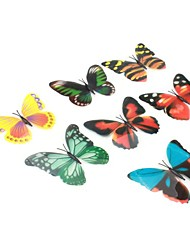 Noctilucent Decorative Butterfly Toy (4-Pack)