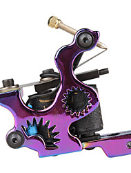 Bobine pour Machine à Tatouer Professiona Tattoo Machines Alliage Liner et ombrage Coulage