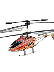 Wltoys 3.5CH Alloy RC Helicopter with automatic presentation