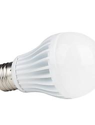 Bombillas Globo A60 E26/E27 7 W 7 LED de Alta Potencia 630 LM Blanco Natural AC 85-265 V
